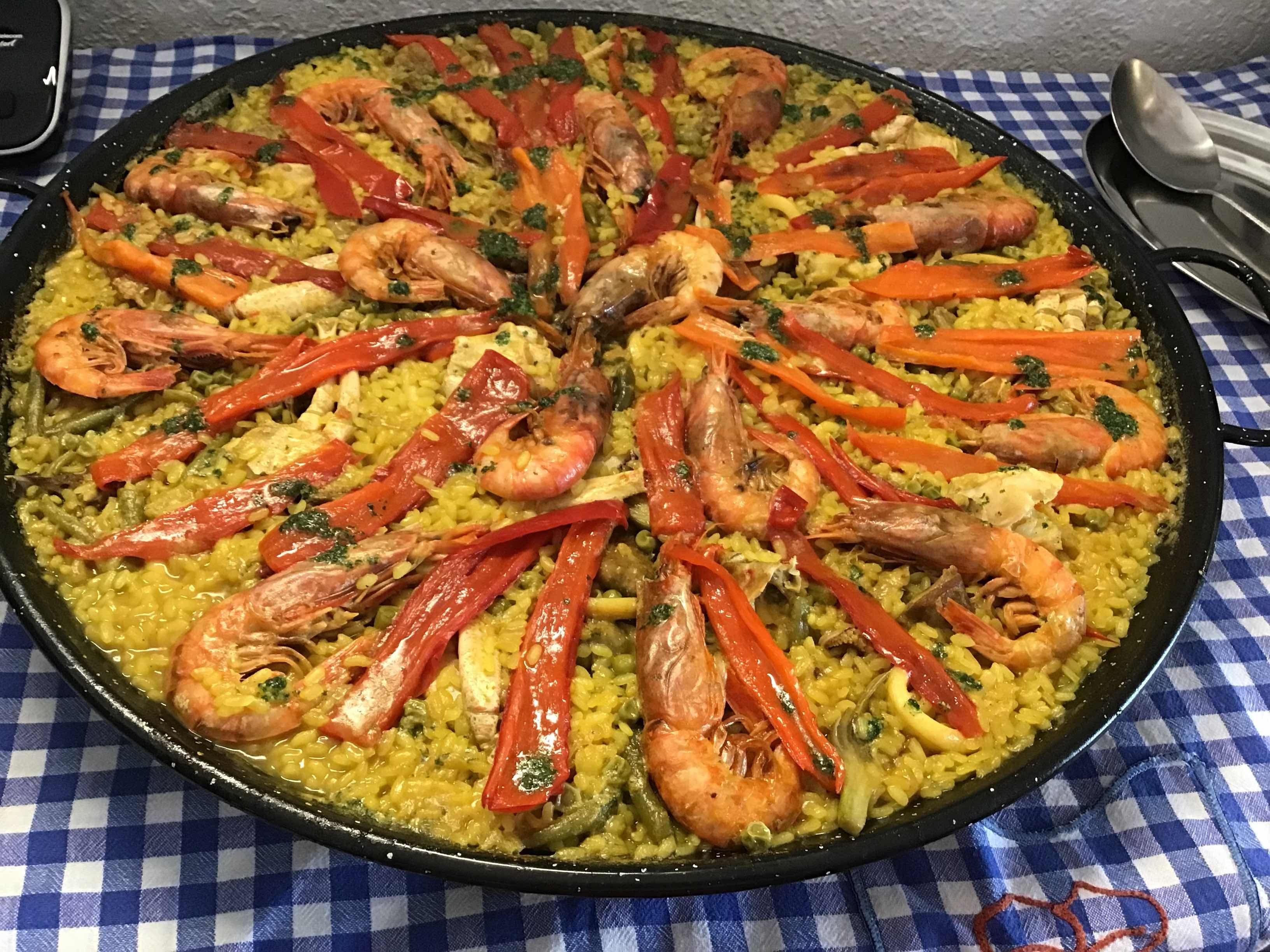 Recetas De Paella