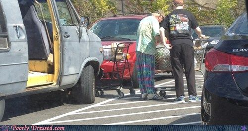 We Can Hear Your Pants Just Fine, Grandpa