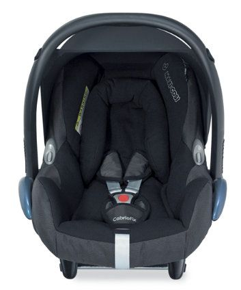 maxi cosi cabriofix baby car seat black reflection. Black Bedroom Furniture Sets. Home Design Ideas