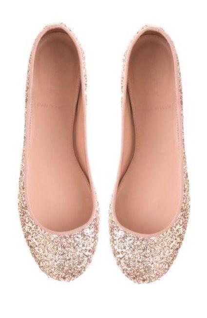 Chaussures De Mariage Plates, Chaussures Sans Talon Dorées, Ballerines,  Mode Pour Fille, Robes De Mariée, Glow 7cf2501d04a6