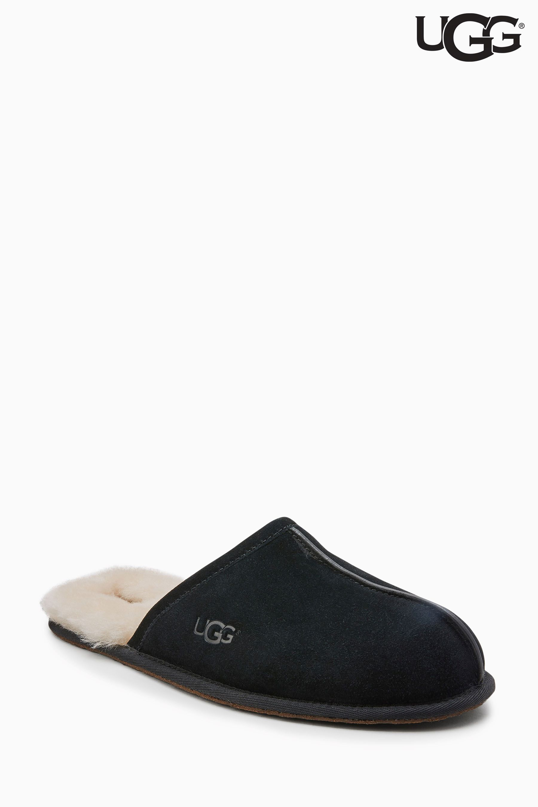 51f765e0f0b Mens UGG Scuff Mule Slipper - Brown | Products | Black ugg slippers ...