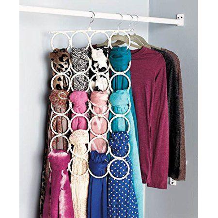 Hanging Scarf Holder - Walmart.com