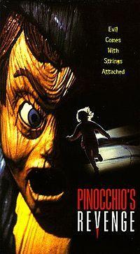 """""""Pinocchios Revenge"""", horror film, 1996."""