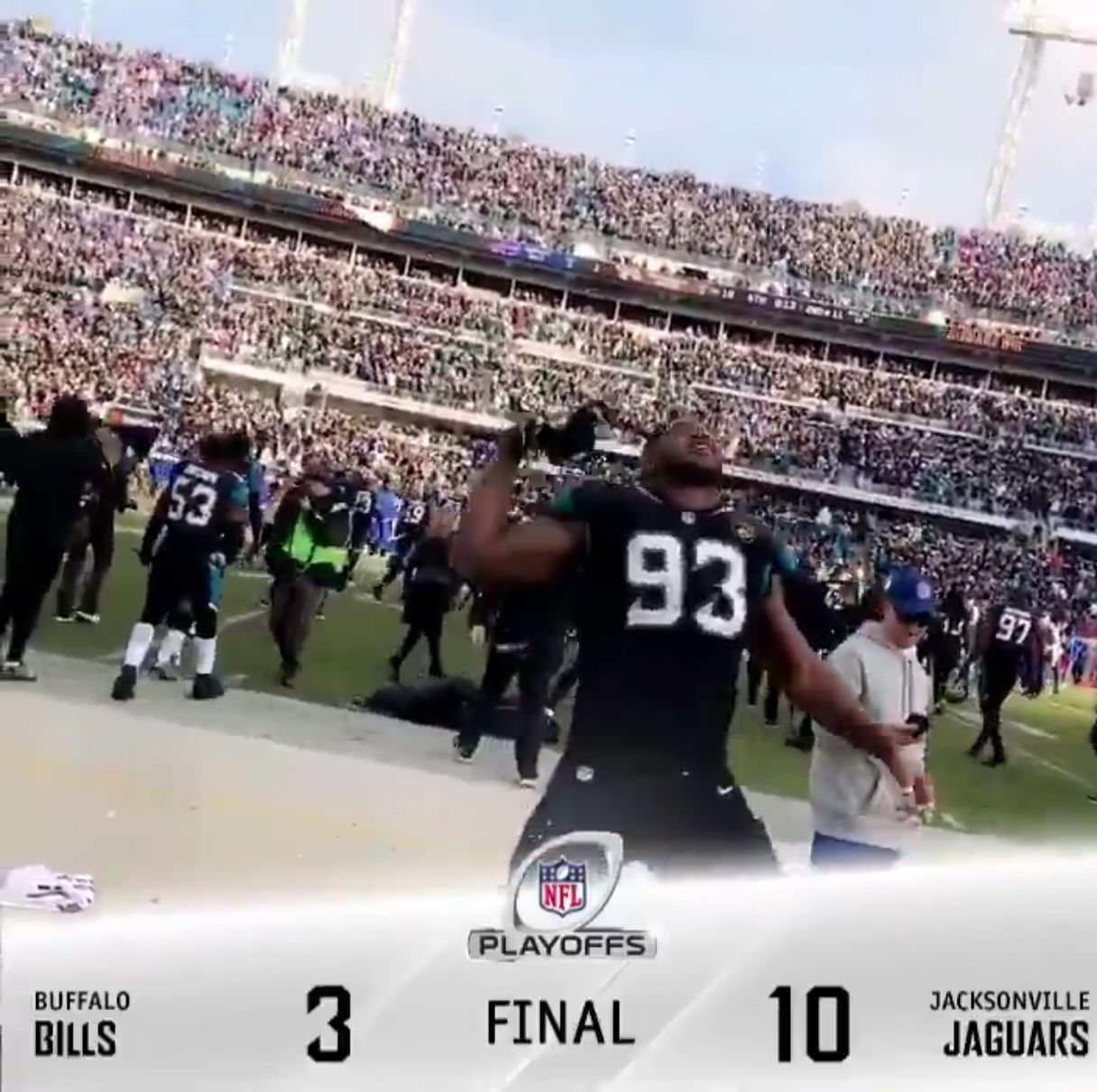 Pin by Erinn on Jags! Nfl playoffs, Jacksonville