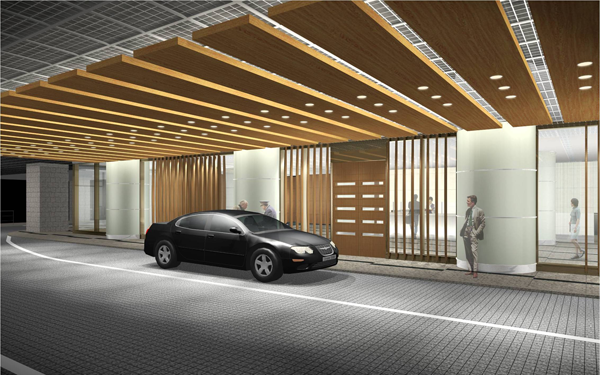 Pin By Chris Gui On Parking Parking Design Luxury Garage