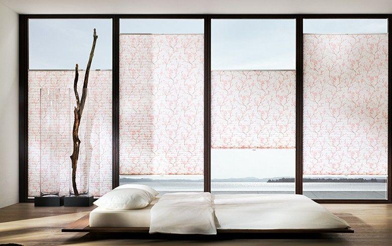 Plissee Schlafzimmer ~ Schöne aussichten auf den neuen plissee katalog plissee