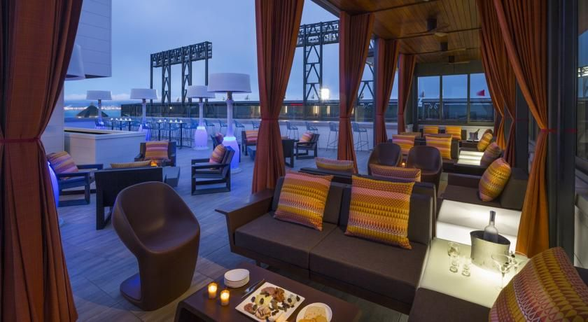Hotel Via San Francisco Pinterest Rooftop Rooftop Bar And Bar