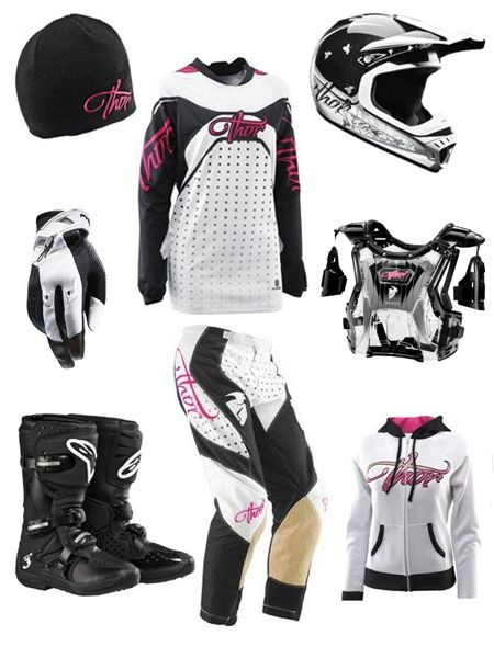 I Would Love A Set Of Riding Gear Like This 3 They Both Said