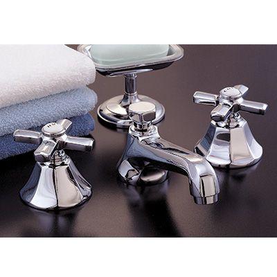 Strom Plumbing - Art Deco style bathroom sink faucet - P0152 ...