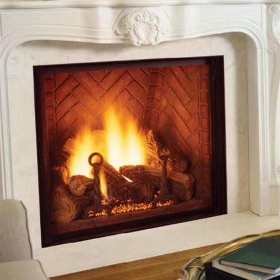 Majestic Marquis Direct Vent Gas Fireplace Gas Fireplace Direct