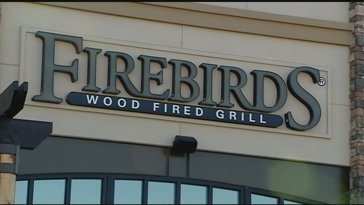 Firebirds Wood Fired Grill.....good happy hour apps and