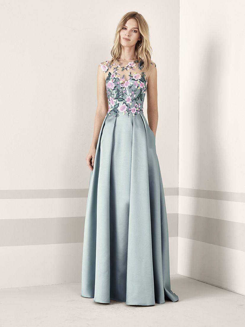 Vestidos de invitada de boda 2019