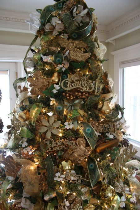 Walmart Decorated Christmas Tree! | Christmas!!! | Pinterest ...