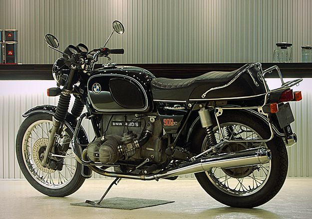 Merveilleux BMW R90   Exactly Like The One I Had In College, Only Mine Was Blue
