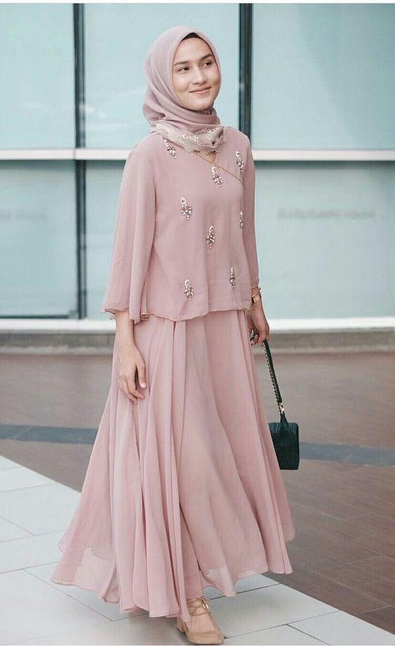 2019 Street Style Hijab Fashion Girls Hijab Style