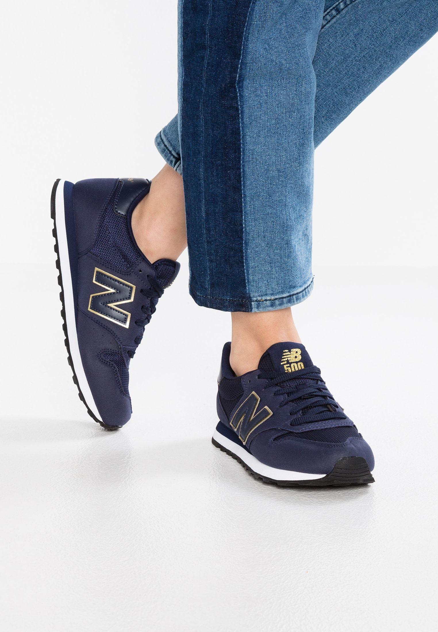 New Balance GW500 - Sneaker low - blue navy/blau - Zalando.de ...