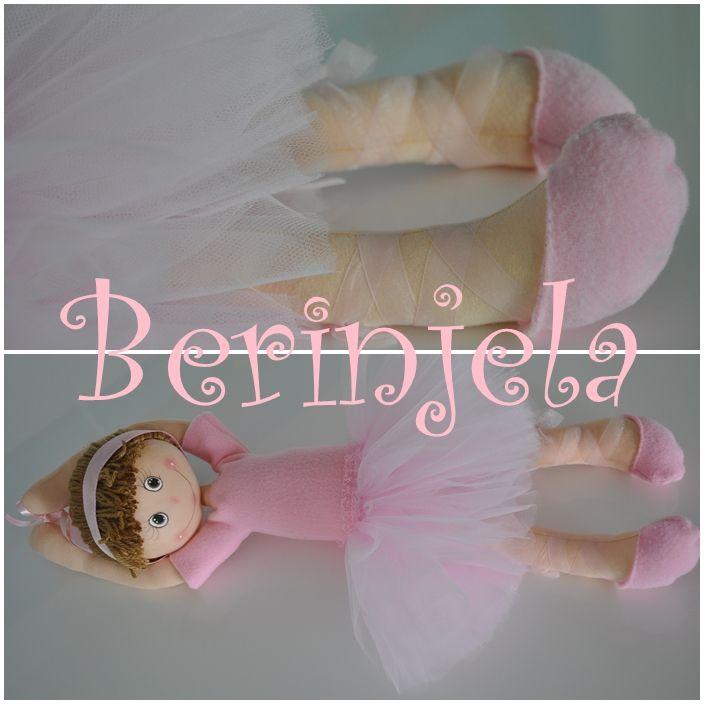 artesanato em bonecas de pano e afins
