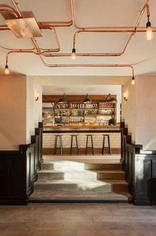 Inspiration Luminaires Decomagblog Bar Restaurant Design