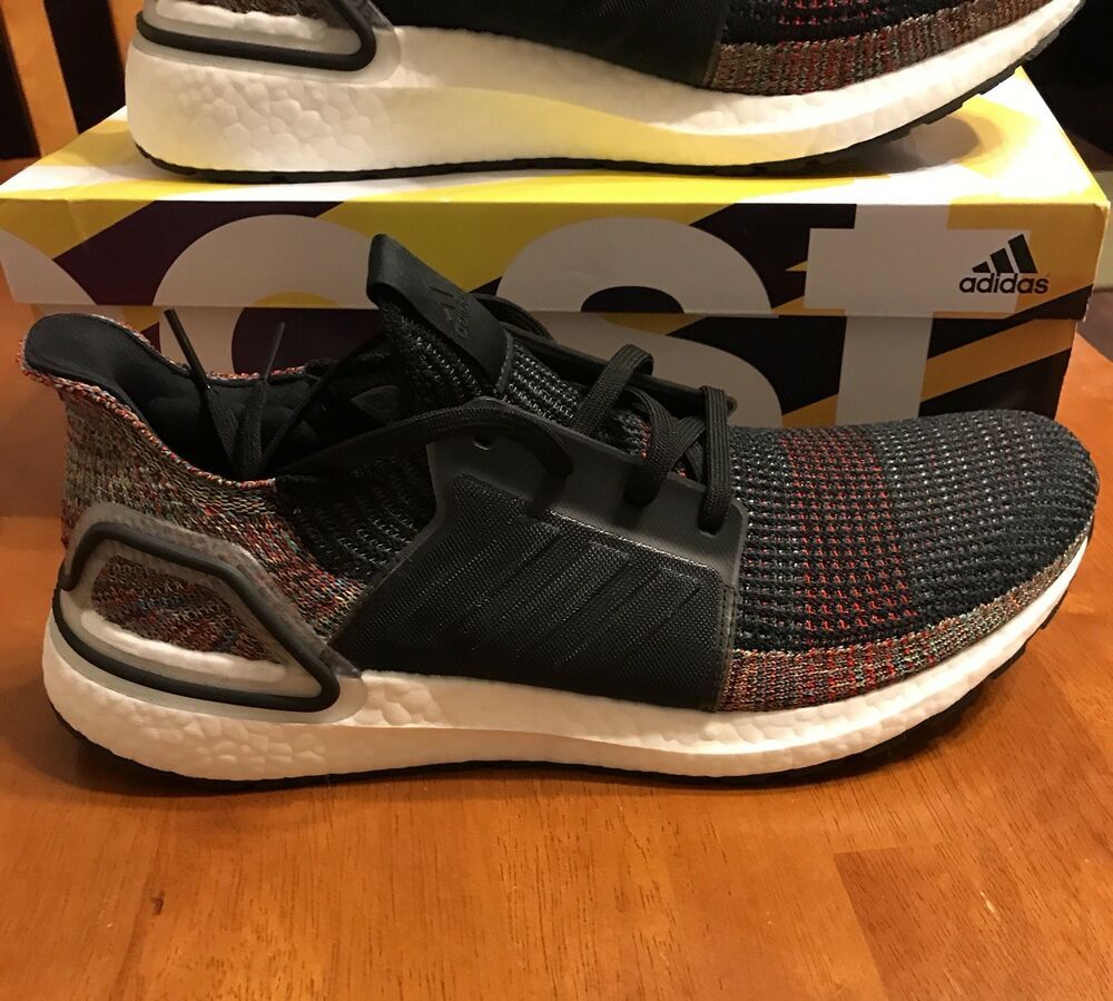 93c17bbad4715 New Adidas UltraBoost Ultra Boost 19 Sneakers B37706 Dark Pixel Men s Size  12  fashion  clothing  shoes  accessories  mensshoes  athleticshoes (ebay  link)