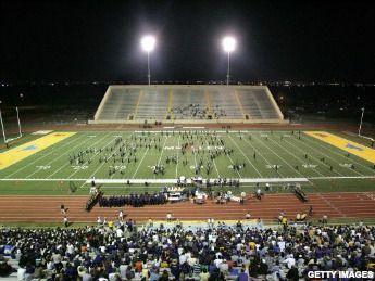 Katy Texas Approves Construction Of 58 Million High School Football Stadium High School Football School Football Football Stadiums