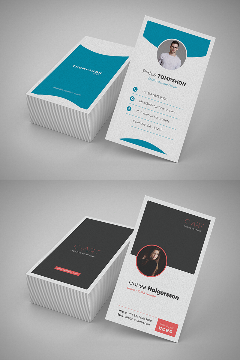 Professional business card vol 02 corporate identity template professional business card vol 02 corporate identity template card vol professional corporateidentity wajeb Image collections