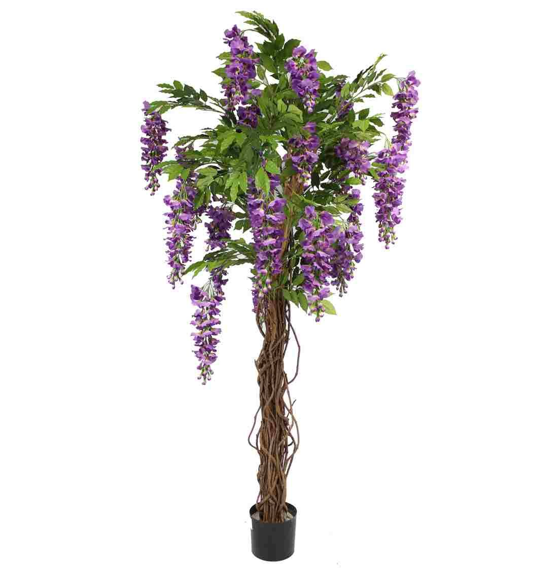 Artificial Wisteria Tree Fake Wisteria Artificial Plants Artificial Plant Arrangements Artificial Plants Outdoor