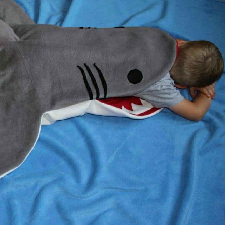 Hai Schlafsack, shark sleeping bag BITTE gebt mir bei den ETSY ...