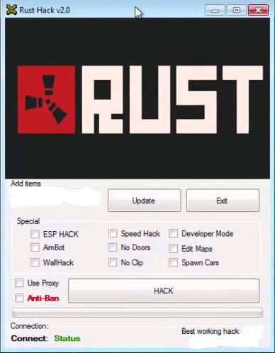 rust aimbot