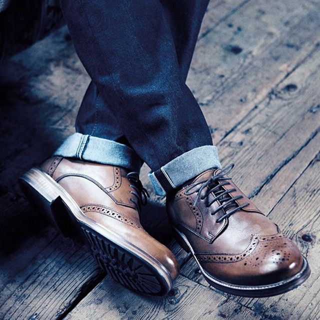 Farrell AW14 Collection at @primark #brogues #mensfootwear ...