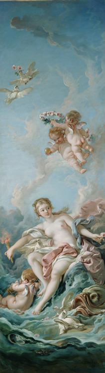 Venus on the Waves, 1769