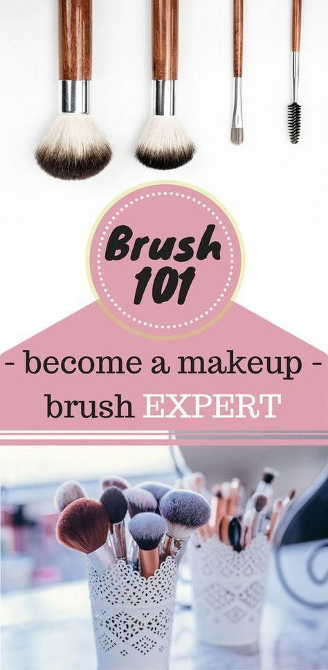 Photo of If you don't know that much about makeup brushes these makeup brush guides will …