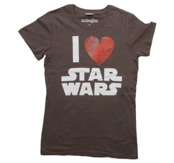 What girls don't love star wars?  #women #shirts #starwars