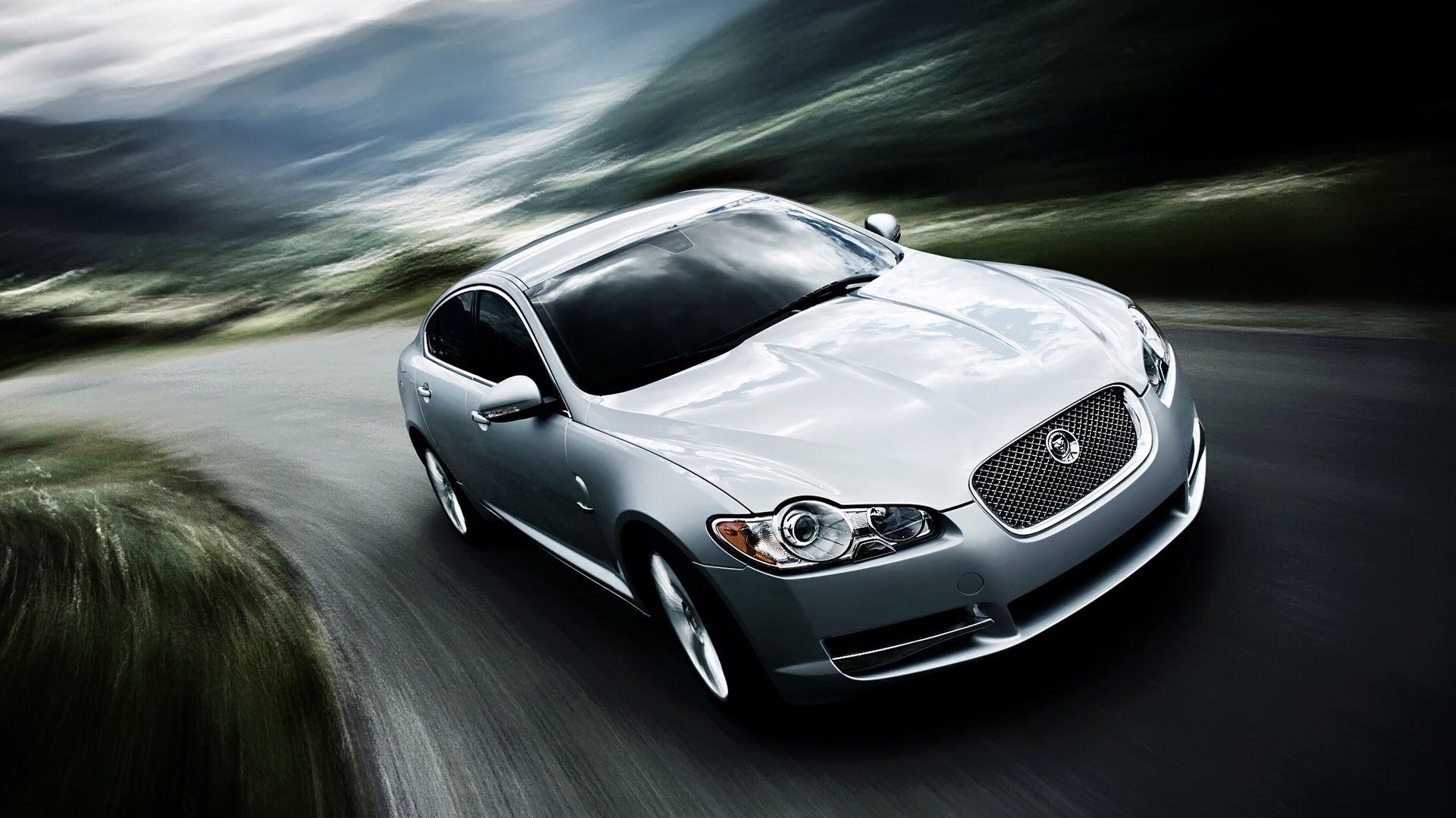 Jaguar Xf Wallpaper Hd