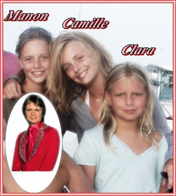 Les filles de son fils ain claude francois junior dit coco claude fran ois 1939 1978 - Charlotte de turckheim et ses filles ...