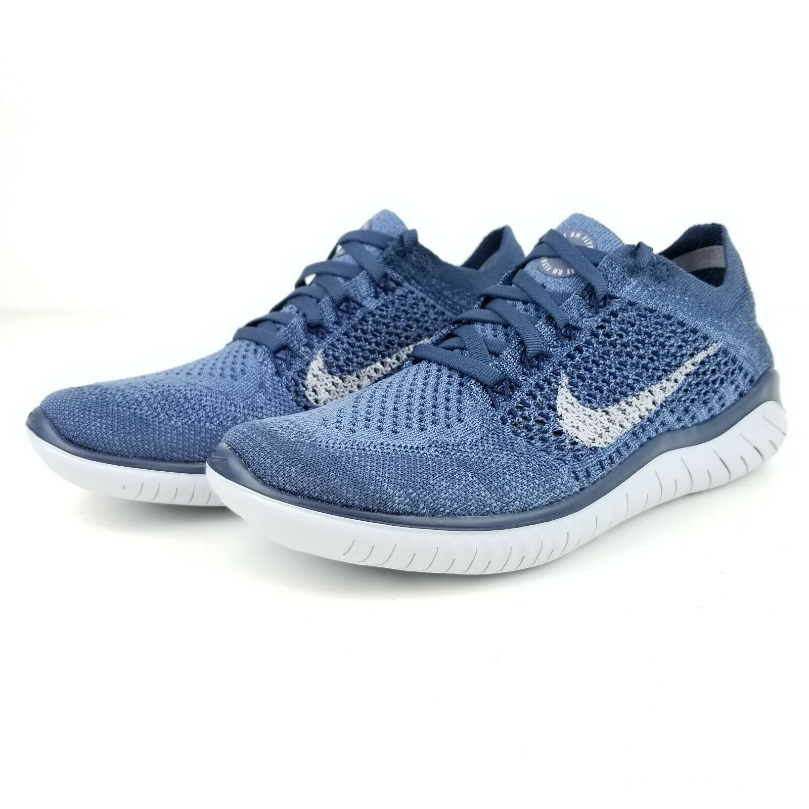 nike free runs womens blue