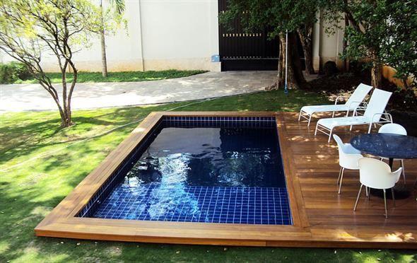 Modelos de piscinas pequenas 003 | Home | Pinterest