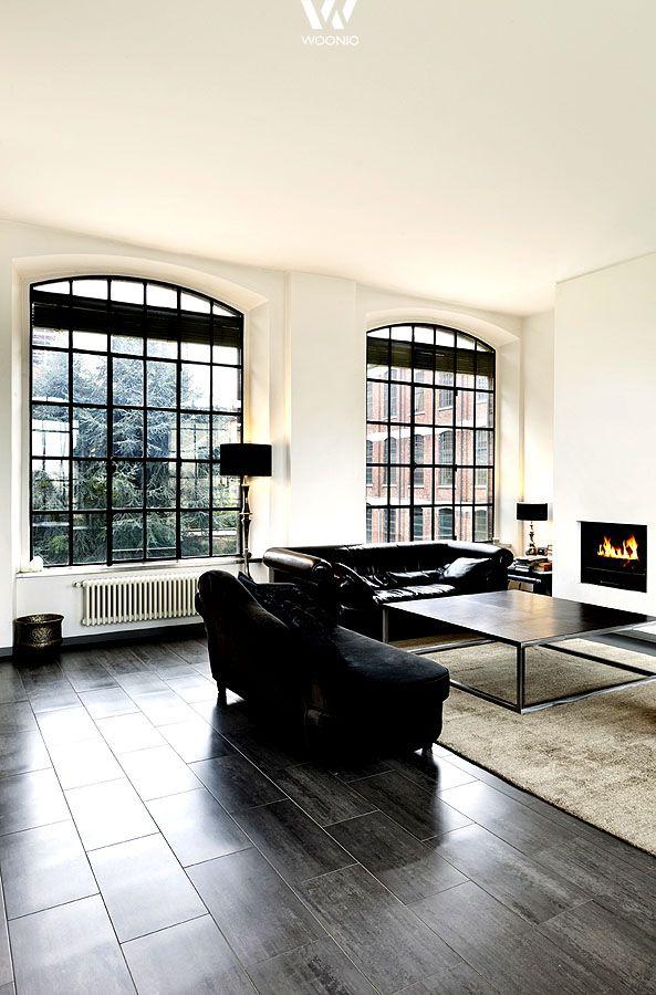 Wohnideen Wohnzimmer Dunkle Möbel mit viel licht im wohnzimmer lassen sich besonders dunkle möbel