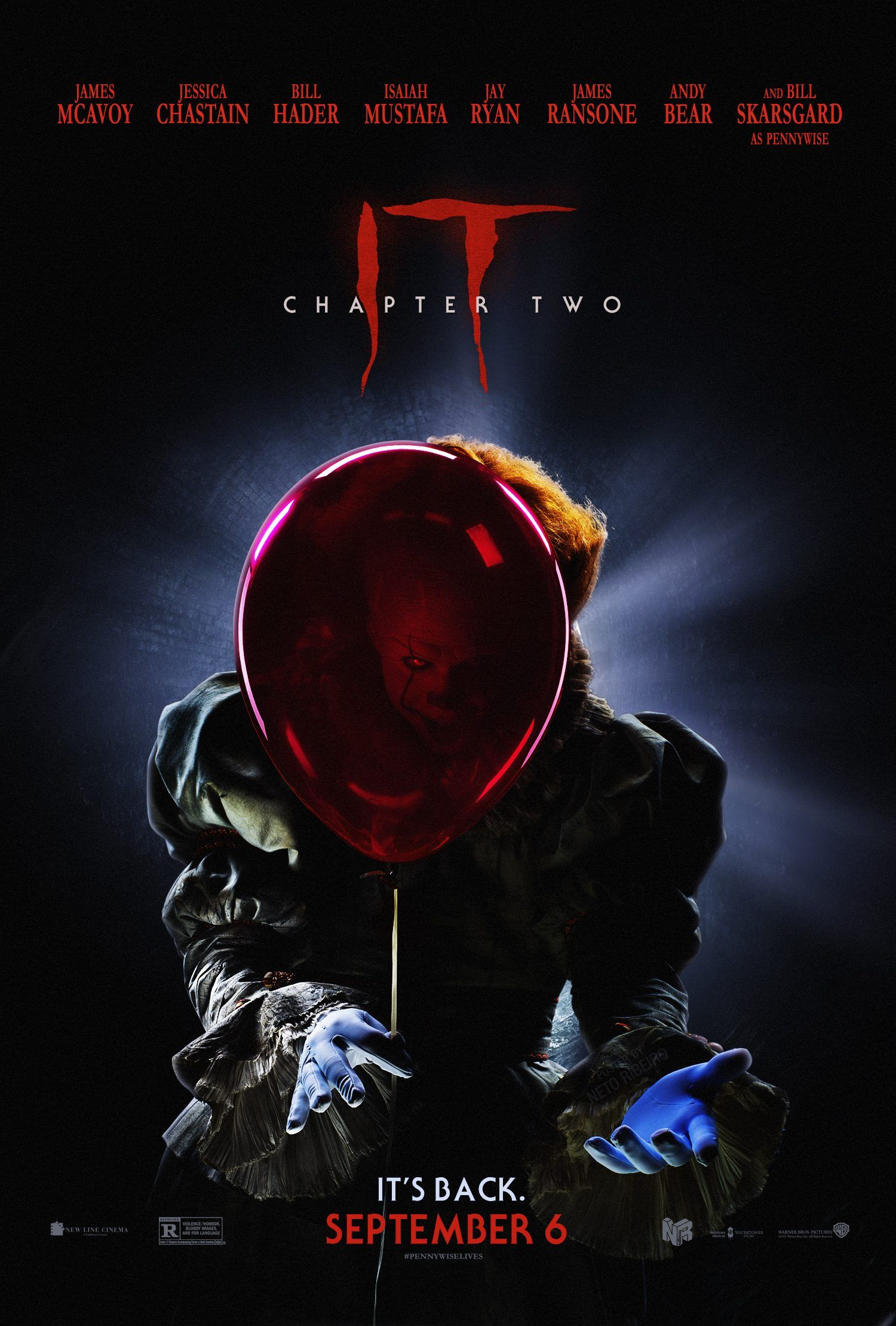 It Chapter Two 2019 Alternative Poster 2 Posterspy Free Movies Online Pennywise Full Movies Online Free