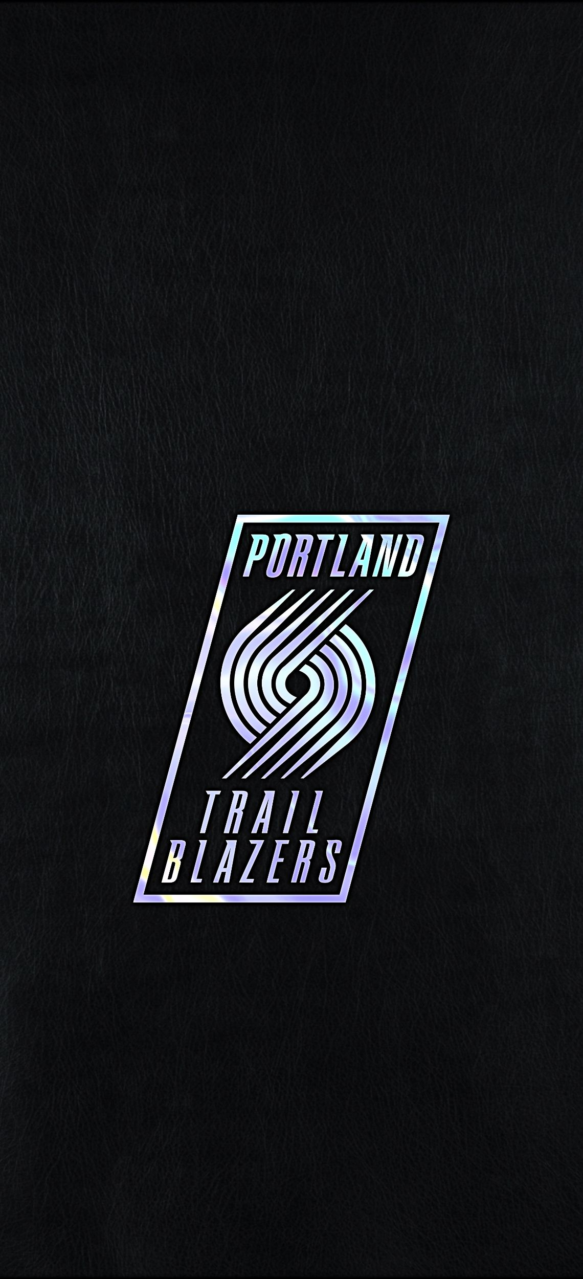 NBA Basketball Team Portland Trailblazers phone background