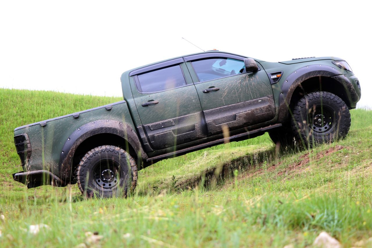 Ford Ranger 2 2 Seeker Raptor Camo Edition With 9k Seeker Styling Spend Pick Up Diesel Camo Ford Ranger Ford Ranger Wildtrak Used Ford Ranger