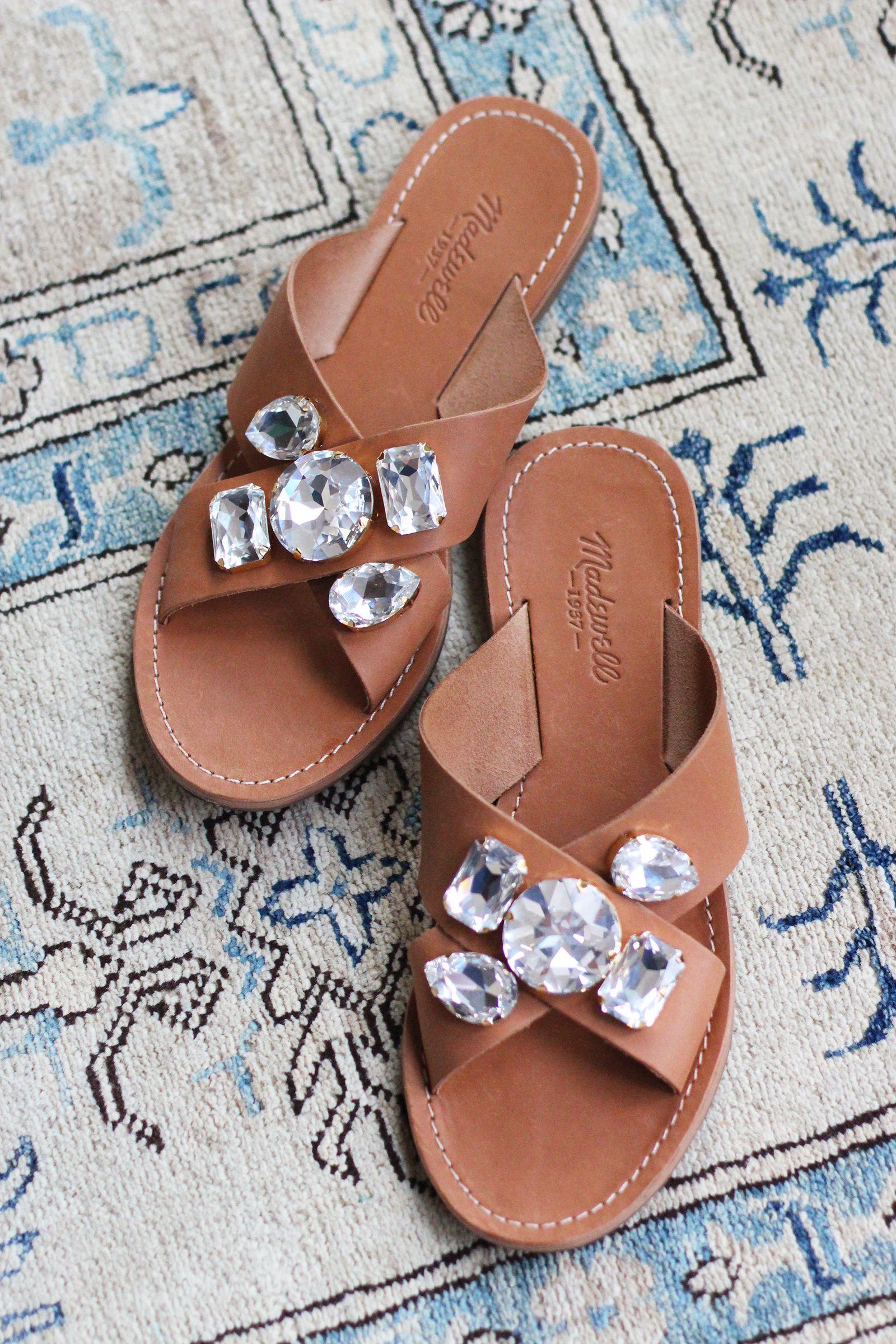 f65be06b4caa DIY Jeweled Sandals
