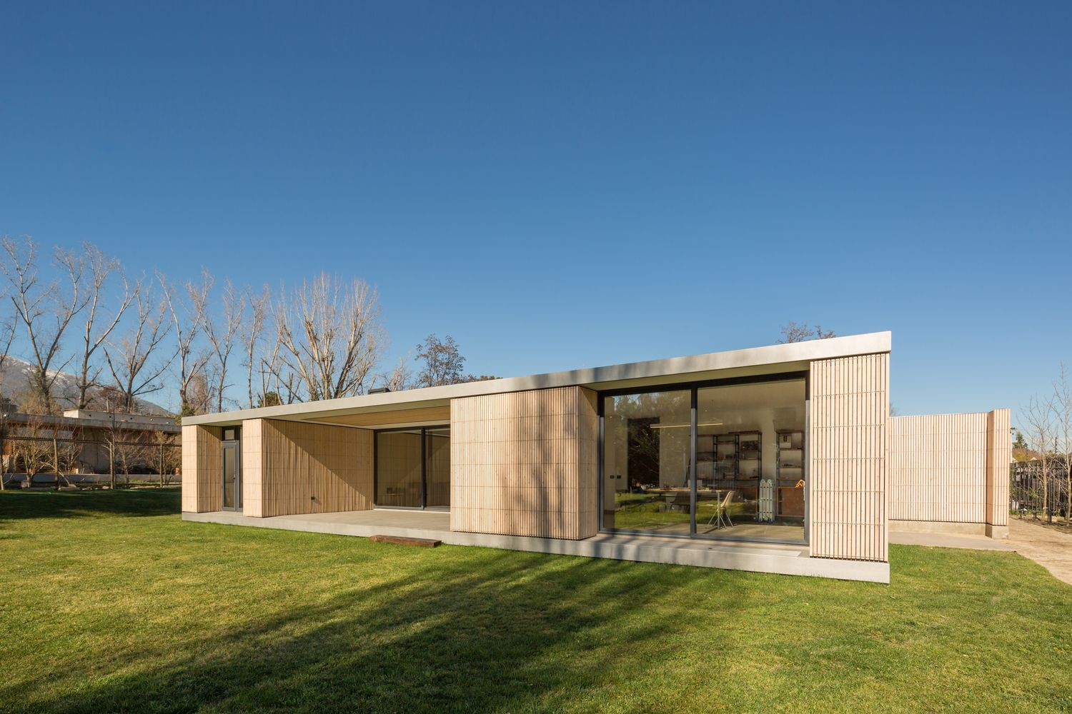 Beautiful Gallery Of House Workshop For An Artist / Planmaestro   12 Idea