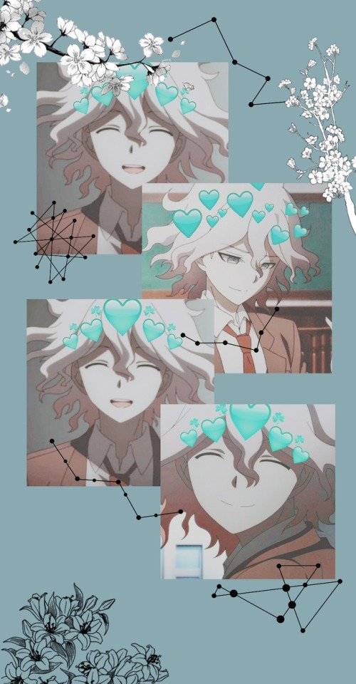 Komaeda Nagito Tumblr Anime Wallpaper Iphone Anime Anime Wallpaper