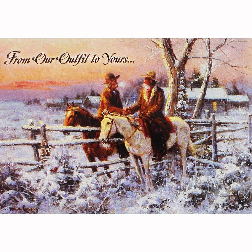 Leanin\'+Tree+Cowboy | Leanin\' Tree Cowboys | leaning tree cards ...