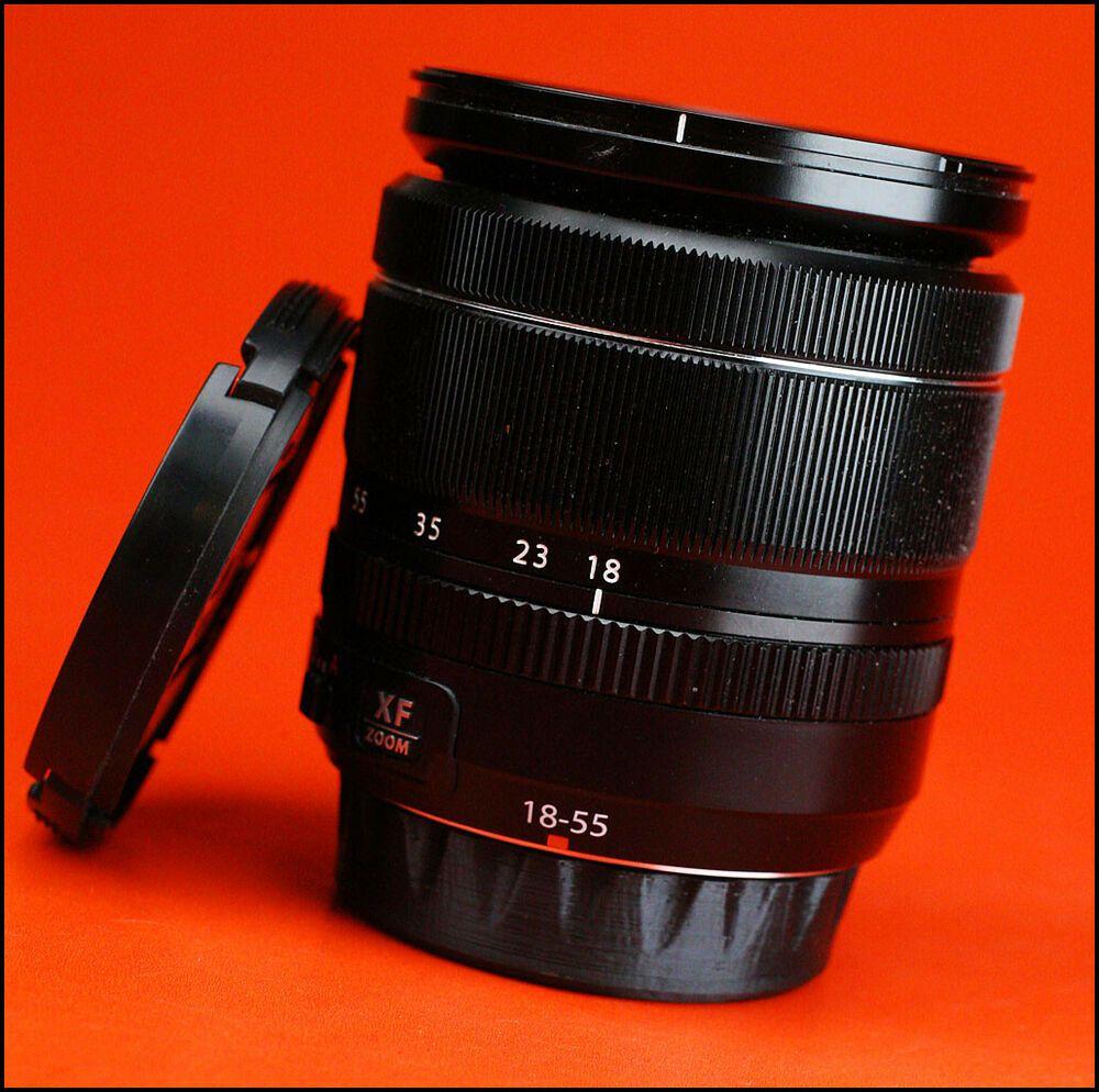 Fuji 18 55mm F2 8 4 R Lm Ois Xf Fujinon Fujifilm Lens With Front Category Fujifilm Lens