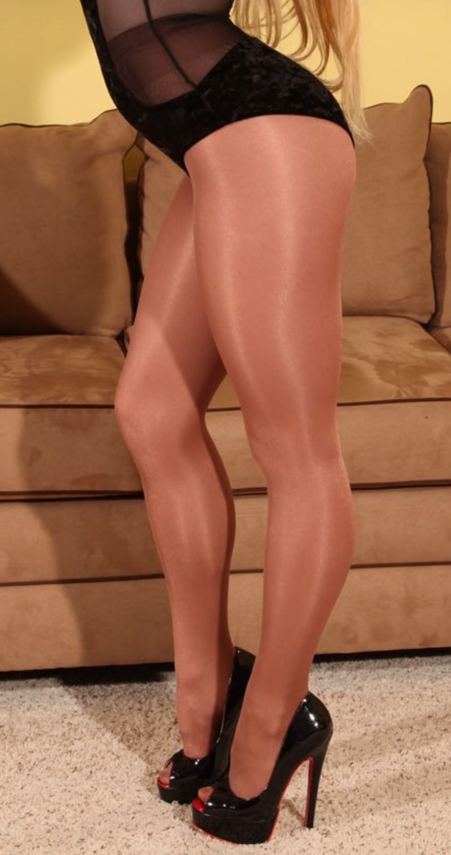 My Own Pantyhose Girls I