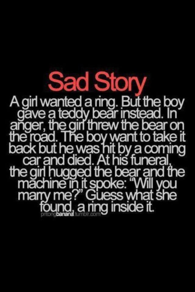 this is horrible! if I was that girl I would want to kill ...