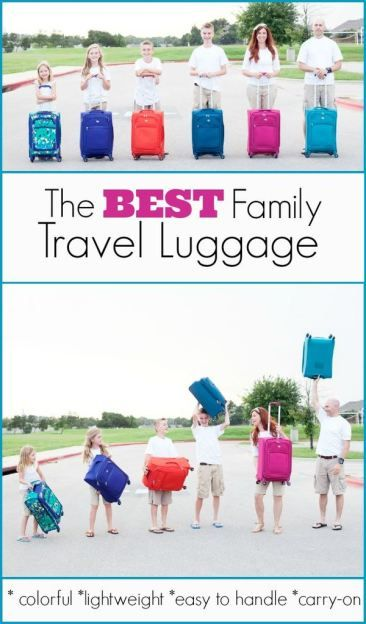 American Tourister Luggage Giveaway | Travel light