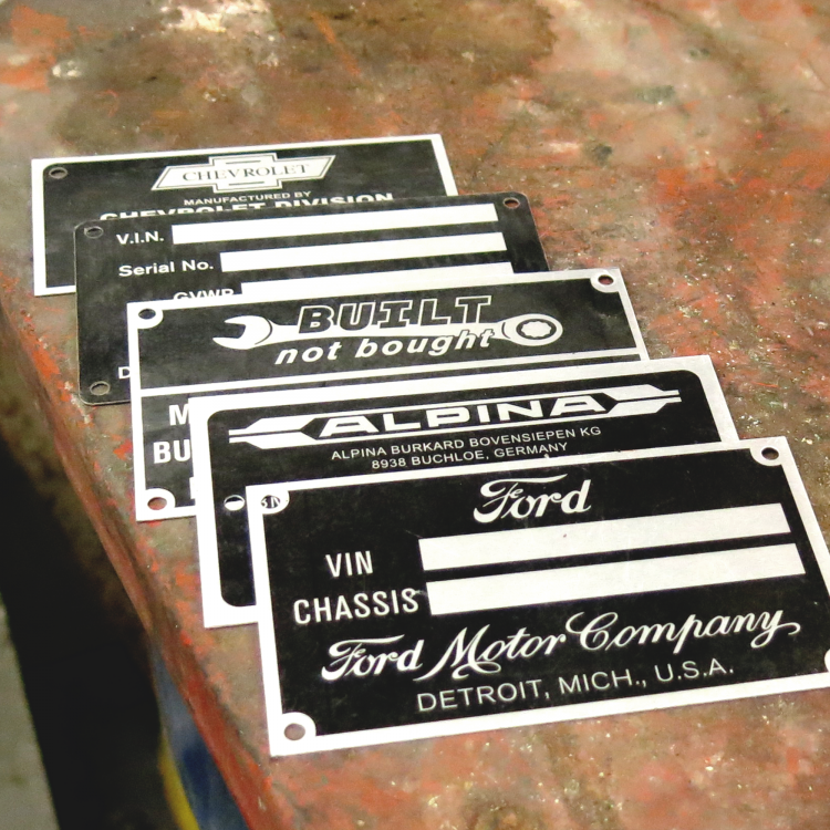 Ford Vin Plate Johnnylawmotors Com Vin Plate Ford Chassis Fabrication