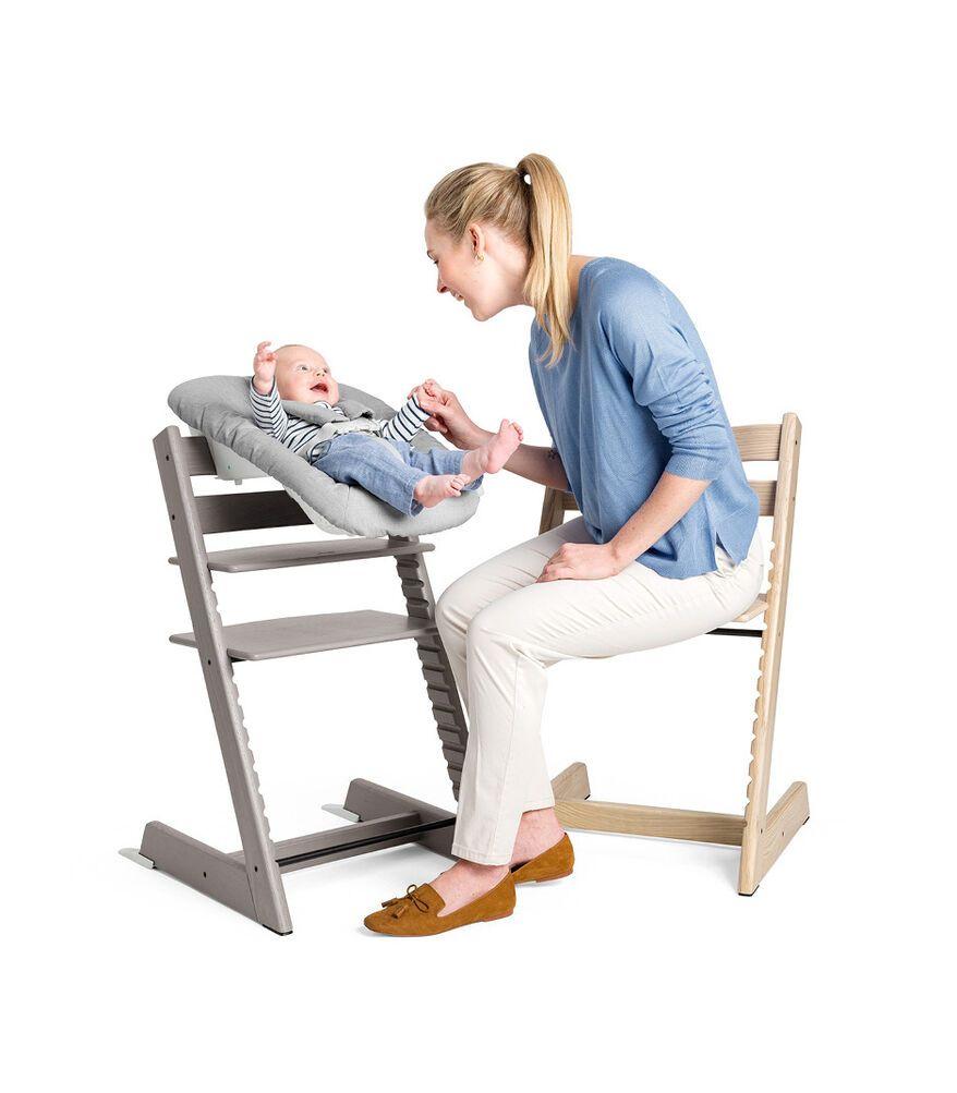 Tripp Trapp Stuhl Natur In 2020 Tripp Trapp Chair Stokke Tripp Trapp Newborn Newborn Sets